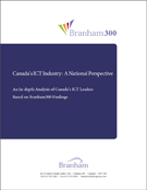 Canada's ICT Industry: A National Perspective